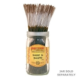Sage & Santo Incense Sticks by Wild Berry Incense