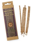 Prabhuji's Gifts Incense - Palo Santo and Wild Herbs Incense Sticks - Relaxation & Meditation - 6 Incense Sticks