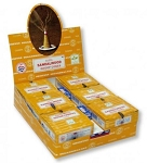 Satya Incense Cones - Sandalwood