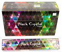 Satya Incense - Black Crystal - 15gr