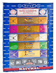 Satya 7-in-1 Natural Series Gift Pack - 15gr (7 Packs Per Box)