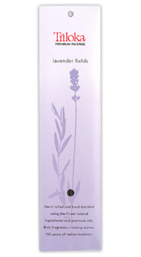 Triloka Premium Incense - Lavender Fields
