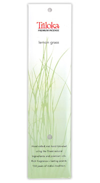 Triloka Premium Incense - Lemongrass