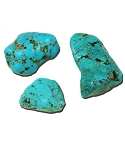 Turquoise Tumbled & Polished Gemstone