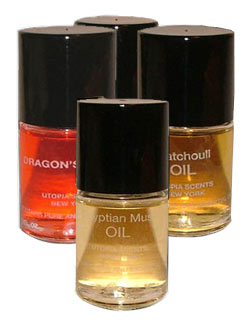 Perfume Oil by Utopia Scents - Patchouli