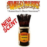 VooDoo Incense Sticks by Wild Berry Incense