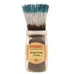 Shooting Star Incense Sticks by Wild Berry Incense