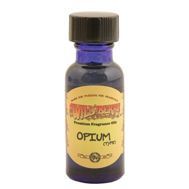 Wild Berry Oil - Opium (type) Oil