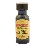 Wild Berry Oil - Sweet Patchouli Oil