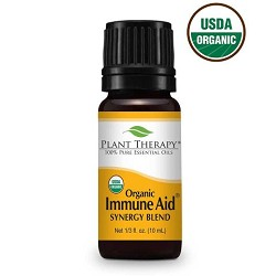 Plant Therapy - Organic Essential Oil - Immune Aid