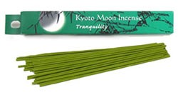 Shoyeido Moon Series Incense - Crescent Moon - Tranquility