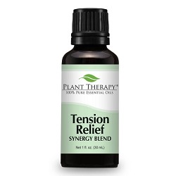 Plant Therapy - Synergy Essential Oil - Tension Relief  (Calming Aid)<br><br>