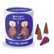 Cafe Time Incense - Cassis & Mocha (Quiet Evening)