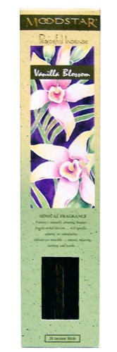 Moodstar Peaceful Incense - Vanilla Blossom