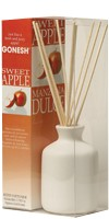 Gonesh Reed Diffuser Set - Sweet Apple