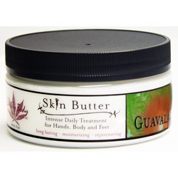 Earthly Body Skin Butter - Guavalava (Blackberry Guava) 8 oz.