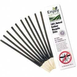 Enjoy Nature Mosquito Repellent - Box of 10 Sticks