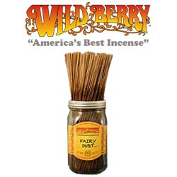 Fairy Dust™ Incense Sticks by Wild Berry Incense