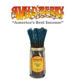Fizzy Pop Incense Sticks by Wild Berry Incense