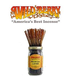 Frankincense Incense Sticks by Wild Berry Incense