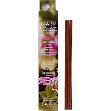 Naturense Natural Incense - Refreshed Time - Geranium and Ylang Ylang