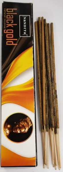 Nandita Black Gold Incense