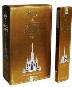 HEM  Masala Incense Church - 15 Gram Box