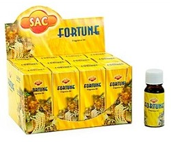 Sandesh (SAC) Aroma Oil 10ml - Fortune