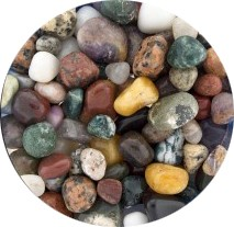 Terrarium/Aquarium Natural Gemstone Mix [Quarter Pound]