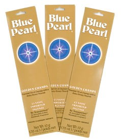 Blue Pearl - Golden Champa