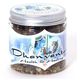 Prabhuji's Gifts Exotic Indian Resins - Dhanvantari (Health & Healing) - 2.4 oz.