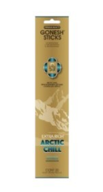 Gonesh Extra Rich Incense - Arctic Chill