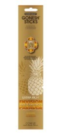 Gonesh Extra Rich Incense - Envision Paradise (Pineapple)
