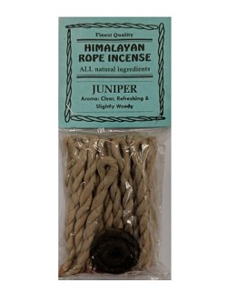 Himalayan Juniper Rope Incense