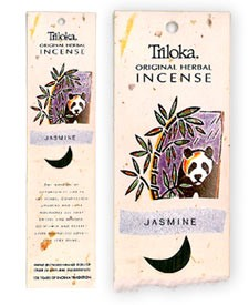 Triloka Original Herbal Incense - Jasmine Incense