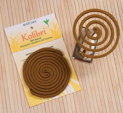Mosquito Repellent  Coil Incense by Maroma