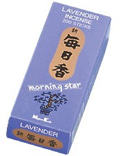 Morning Star Incense - Lavender Incense 200 Stick Box