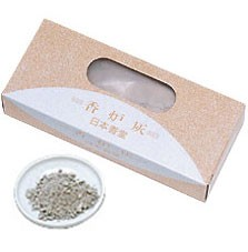NK Natural ASH for Incense Burner 95gr.