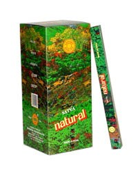Satya Incense - 10 Gram Pack - Natural