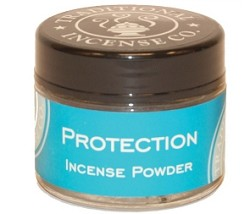 Traditional Incense Company Incense Powder - Protection