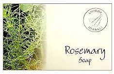 Anokha Soap - Rosemary 100gr.