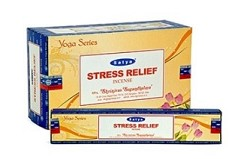 Satya Incense - Stress Relief - 15gr
