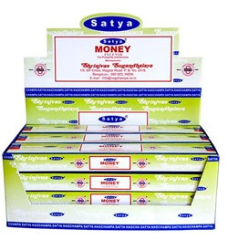 Satya Incense - Money - 15gr