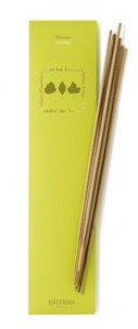 DISCONTINUED- Esteban Incense - Sous les feuilles 20 Bamboo Sticks