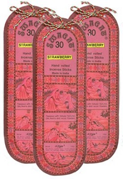 Swagat Incense Sticks - Strawberry