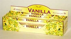 Tulasi Incense - Vanilla 15gr box