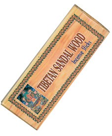 Tibetan Sandalwood - 40 Sticks