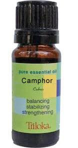 Triloka Pure Essential Oil - Camphor