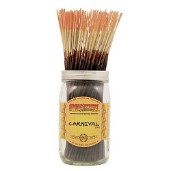 Carnival Incense Sticks by Wild Berry Incense